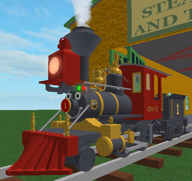 Roblox Steam Train Whistle Roblox Real Life Casey Jr By Tardis131 On Deviantart