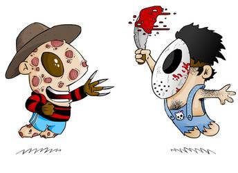 Freddy Loves Jason by Getfuck