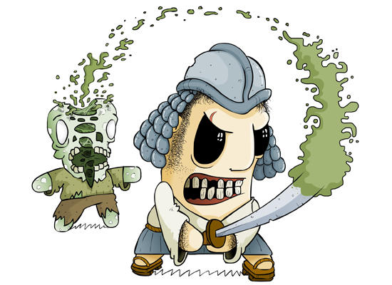 Kill them Zombies 2 by Getfuck