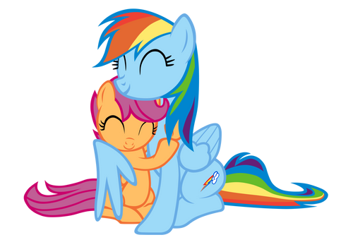 Scootaloo's Favorite Moment