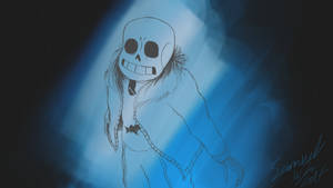 Sans: ... Can I get you anything?