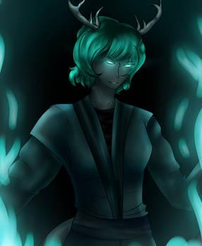 CW: The Jade Necromancer (Colored)