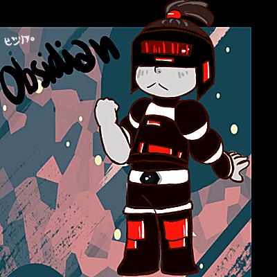 Obsidian by 0oIrweno0