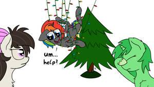 Stream Challenge #104 - Christmas by PrismStreak