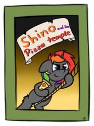 Stream Challenge #124 - Comic Cover by PrismStreak
