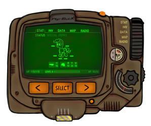 Pip-Buck 3000 Mk IV