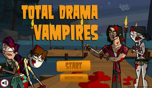 Total Drama Vampires XD