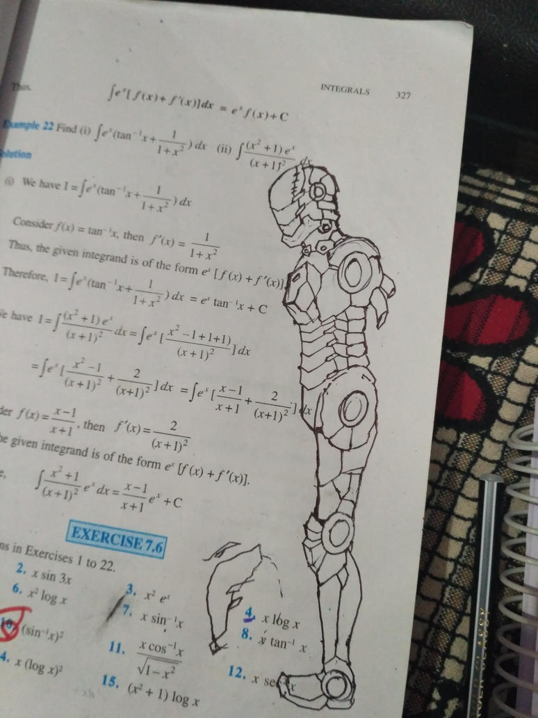 me before my math exam by Alfoxer2000
