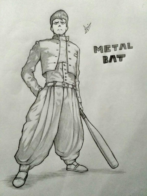 Metal Bat by Alfoxer2000