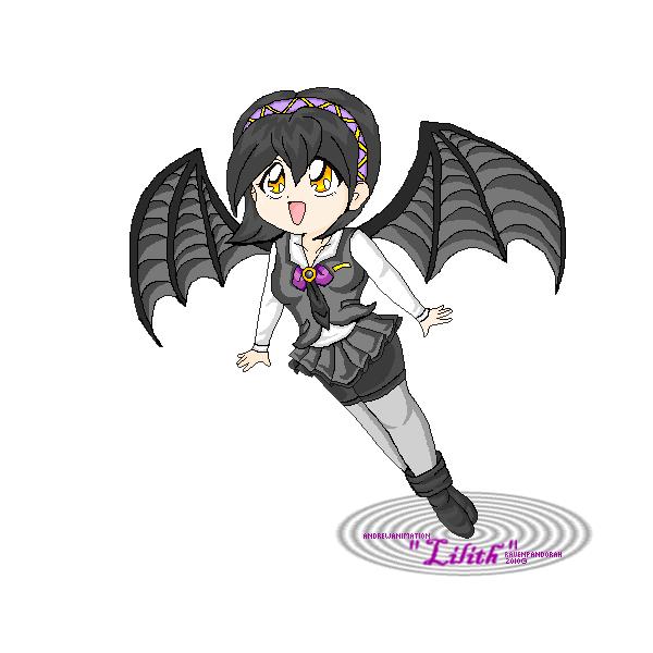 Lilith Chibi By RavenPandorah On DeviantArt