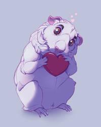 -08-Happy valentine's day by MrChibbe
