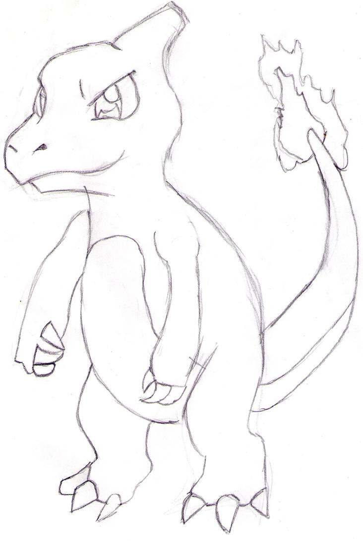 Charmeleon Coloring Sheets Coloring Pages