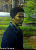 Termenung (Pensive) by Raz-Veinz
