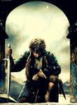 Bilbo Baggins by Mrs-Reed