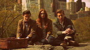 Doctor, Amy and Rory
