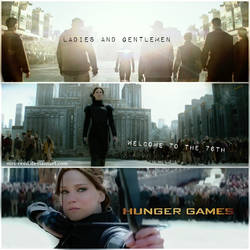 Welcome to the 76th Hunger Games by Mrs-Reed