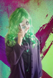 FEM! JOKER COSPLAY #1 by Mrs-Reed