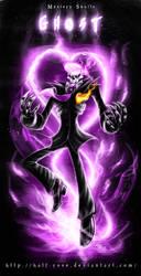 Mystery Skulls - Ghost by half-rose