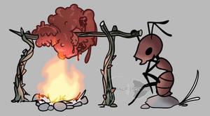 Cooking Maggot