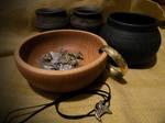 Hoard of a pagan trader