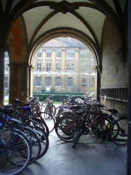 A College in Cambridge