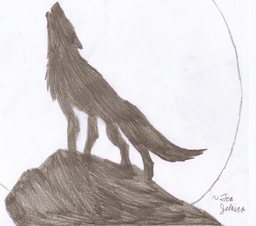 Dream Catcher Wolf Live Wallpaper