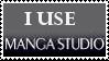 Manga Studio Stamp by flynfreakoarchives