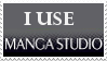 Manga Studio Stamp by flynfreakoarchives
