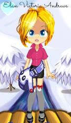 Elan Adrews Revamp! by LittleClementine