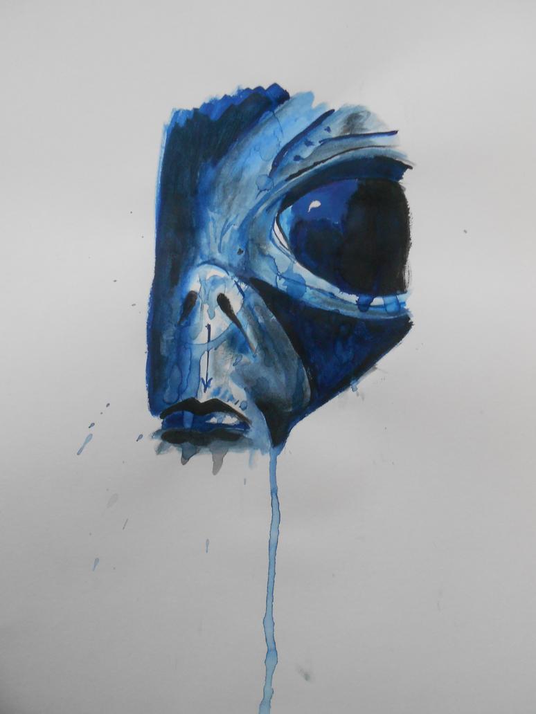 Alien by ildikeeee