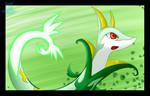 :Serperior used Leaf Blade:
