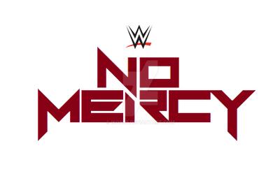 wwe no mercy logo by ikon95 on deviantart rh ikon95 deviantart com wwe font logo maker new wwe logo font
