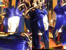Saix wig by PxScosplay
