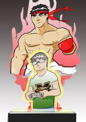 Ryu in Me