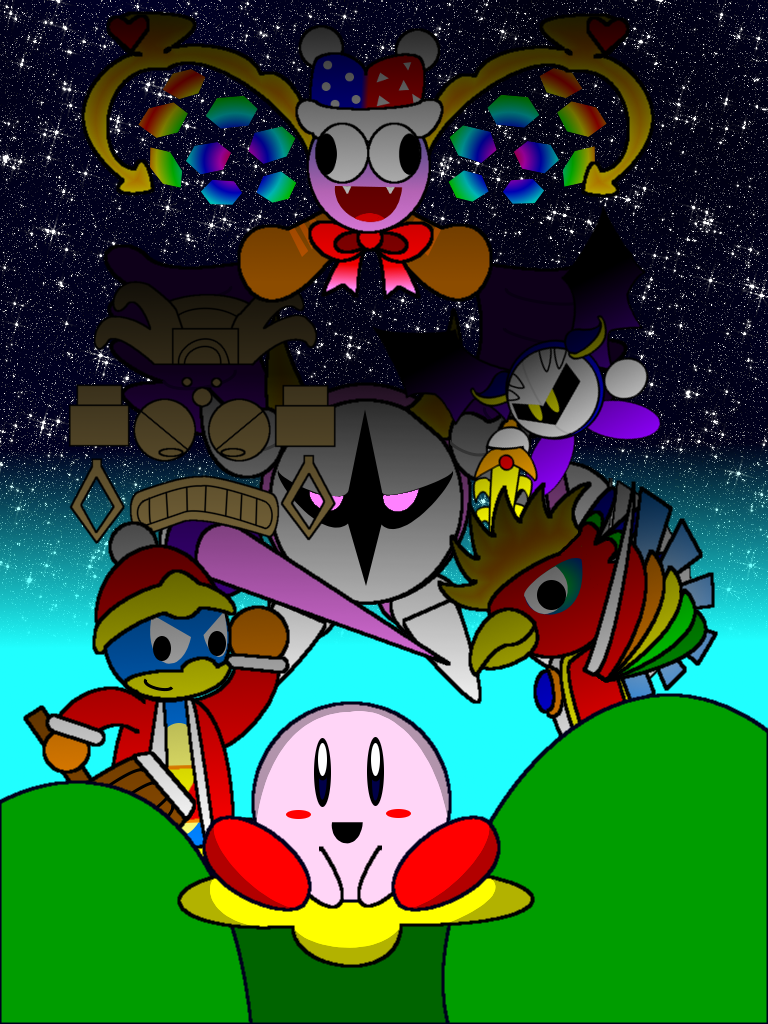 Kirby Super Star Ultra By Ctjamjelly