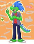 One Dino-riffic Dude!