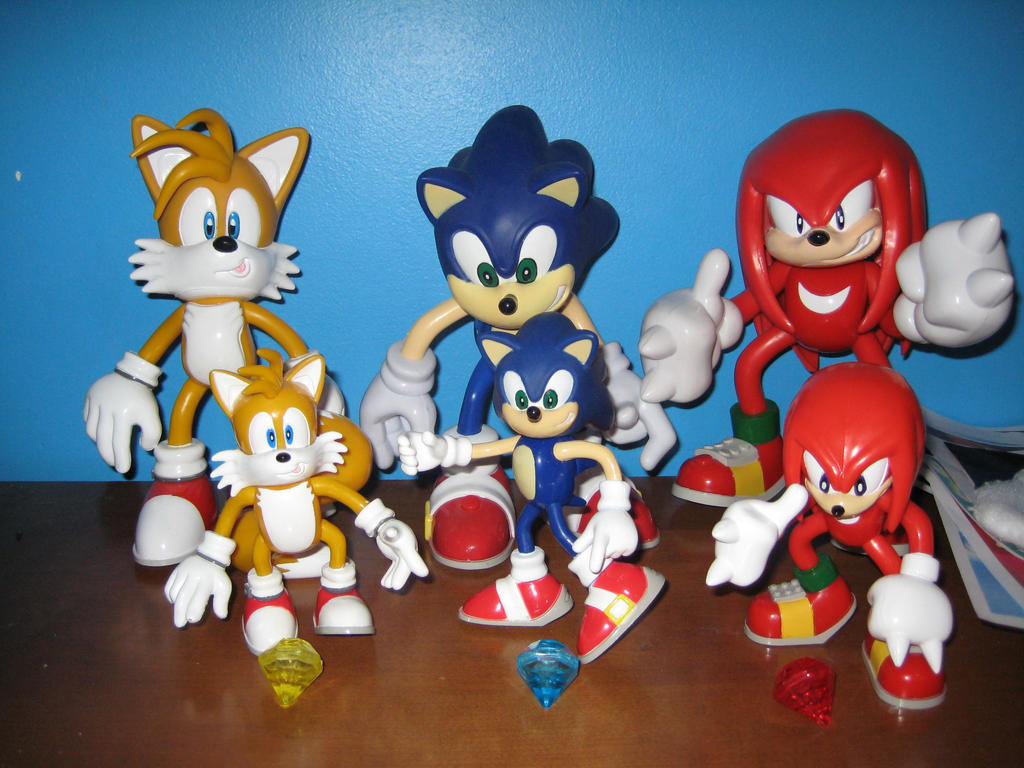 Sonic Adventure Toy Island