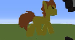 mandopony oc pixel pony