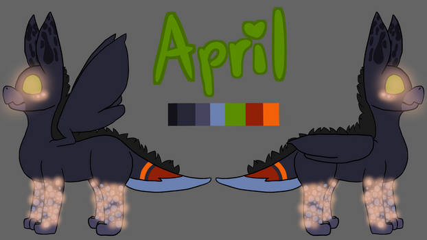 April the night Faeshroom
