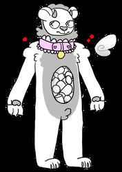 A Marshmallow boy