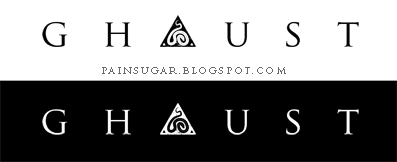 GHAUST LOGO by painsugar