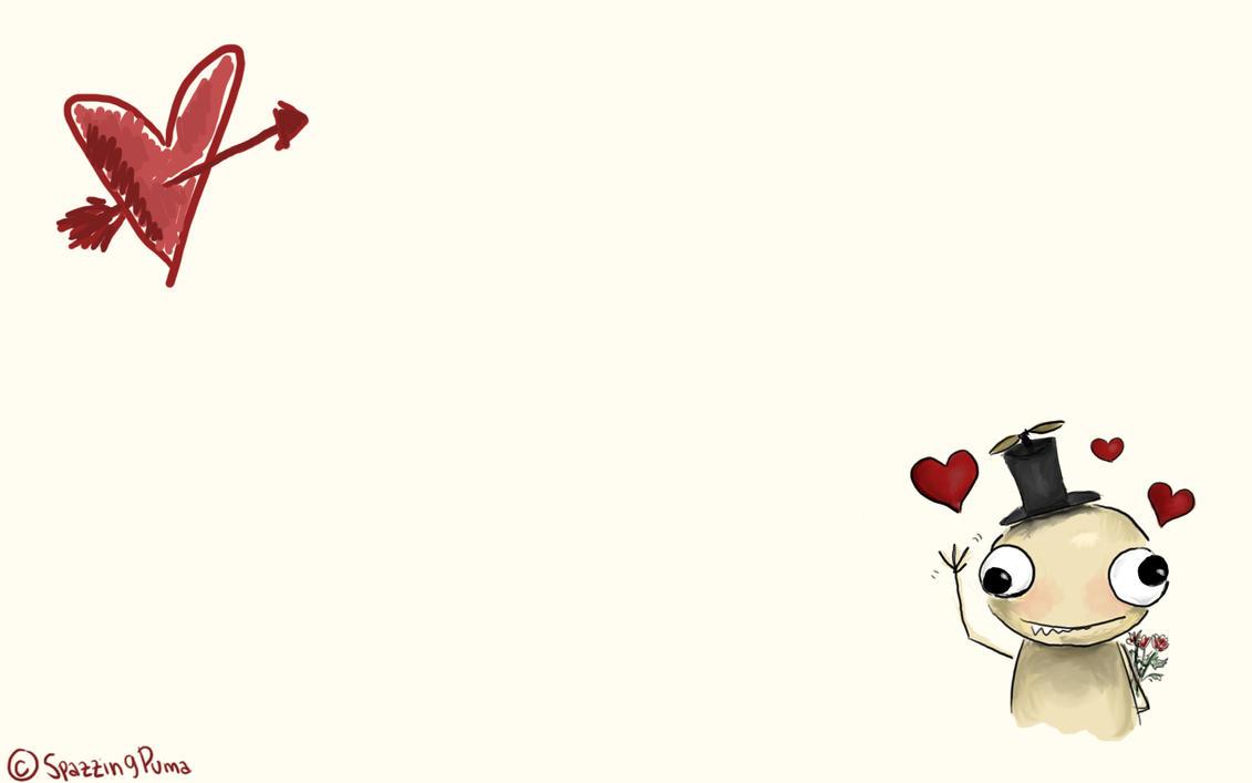 Be Mah Valentine by SpazzingPuma