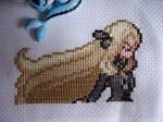 Cross stitch Cynthia