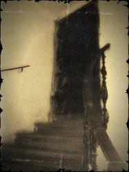 Spooky door.. by csilllu