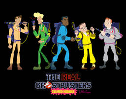 Ghostbusters: Slimed Heroes