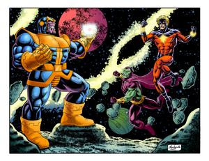 Thanos Cor Net