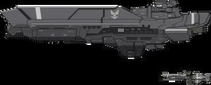 UNSC Orion Class Assault Carrier