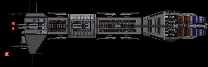 Babylon 5 Nova Class Dreadnought