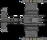 Behemoth Class Terran Battlecruiser