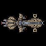 Kor-Lyan Koskova Class Battlecruiser